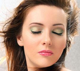 میراندا زیباترین دختر نابینا 2011