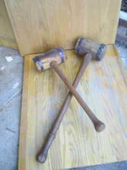 پتک چوبی (Maul)
