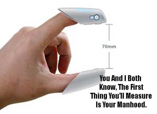 اندازه گیری فوق دقیق با دو انگشت