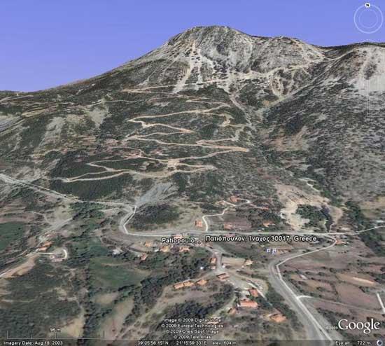 جاده Perdikaki (یونان)