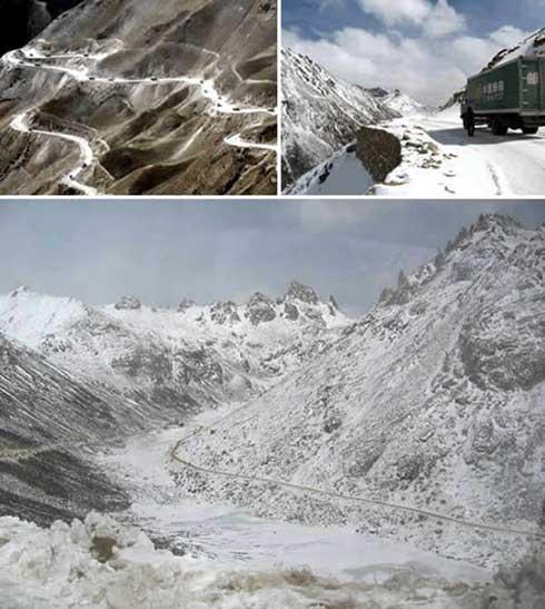 بزرگراه سیچوان - تبت (چین)