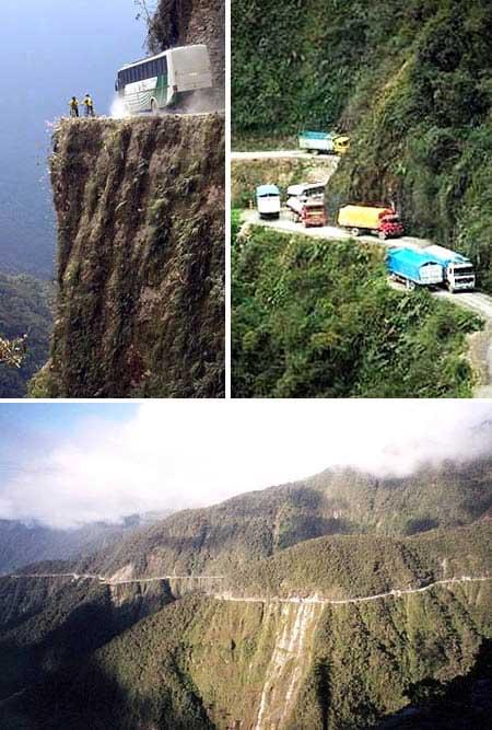 جاده مرگ (بولیوی)