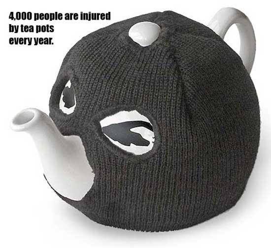 teapot-facts