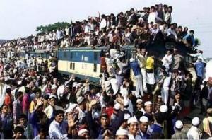 حمل و نقل قطار در هند