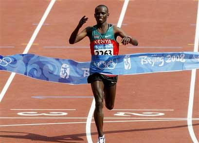 سریع ترین دونده جهان