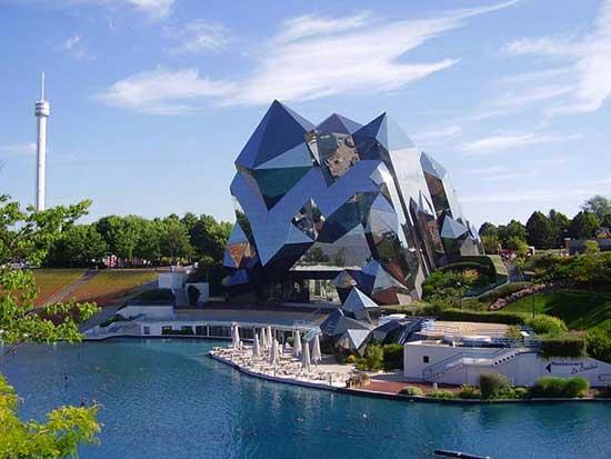 ساختمان های عجیب و غریب,هنر معماری (1)