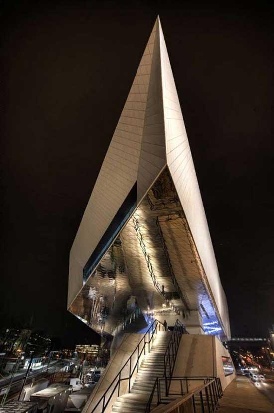 ساختمان های عجیب و غریب,هنر معماری (8)