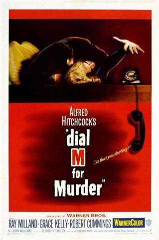 برای قتل M را شماره گیری کن (Dial M For Murder) محصول 1954