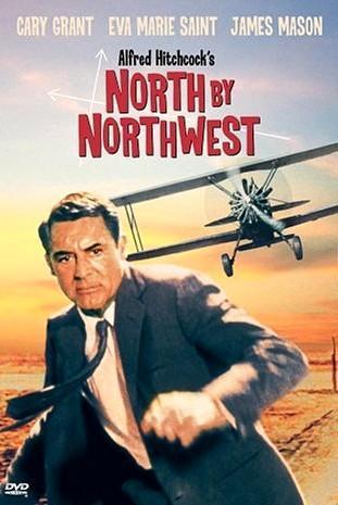 شمال با شمال غرب (North By Northwest) محصول 1959