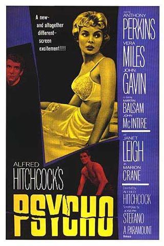 روانی (Psycho) محصول 1960
