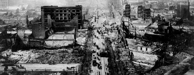 تصاویر شهر Valdivia شیلی بعد از بزرگترین زلزله تاریخ