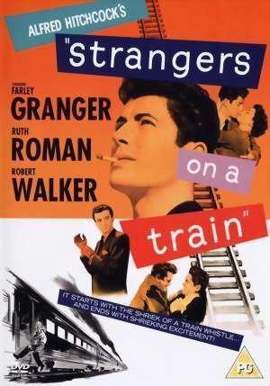 غریبه در قطار (Strangers On A Train) محصول 1951