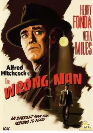 مرد عوضی (The Wrong Man) محصول 1956
