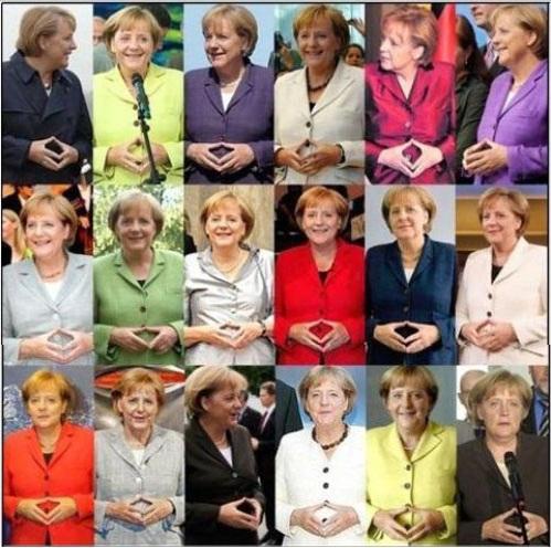 آنجلا مرکل صدر اعظم آلمان