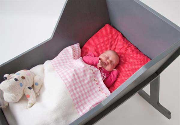 صندلی گهواره ای مدرن با سیستم لالایی جالب در جهت رفاه حال مادران! (2)