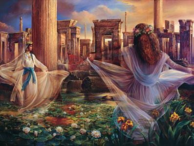 پنجم اسفند را روز بزرگداشت زن و زمین (1)
