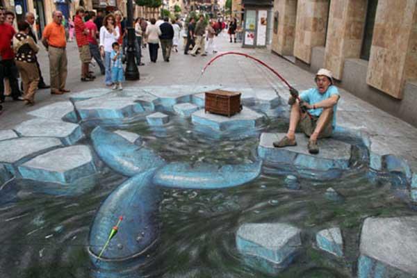 تصاویر سه بعدی خیابانی (6)