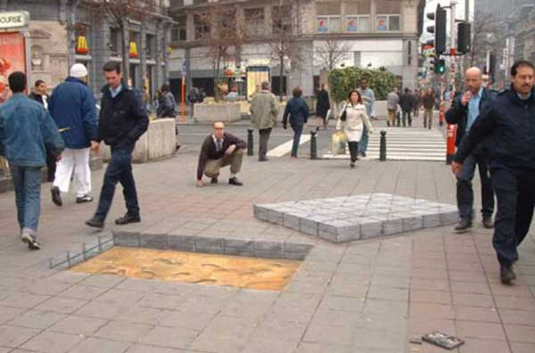 تصاویر سه بعدی خیابانی (11)