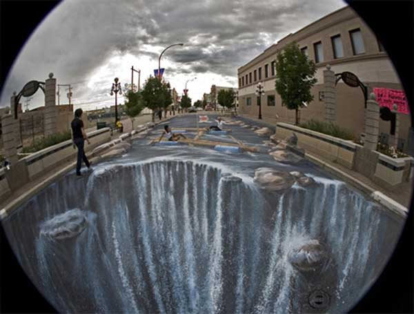 تصاویر سه بعدی خیابانی (10)