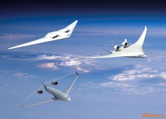 طراحی های آینده فضایی ناسا (10)