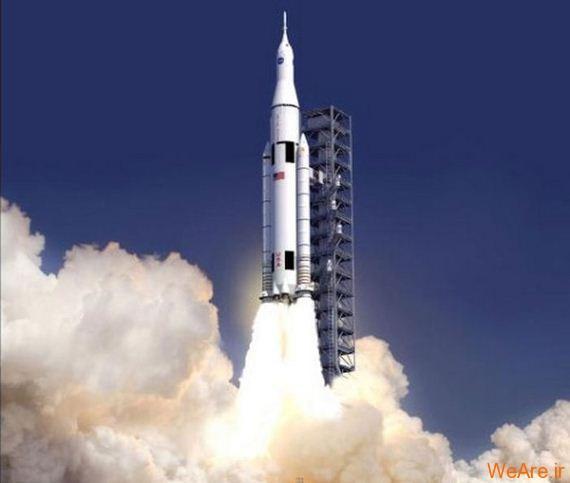 طراحی های آینده فضایی ناسا (2)