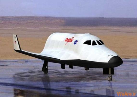 طراحی های آینده فضایی ناسا (1)