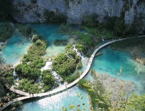 دریاچه Plitvice - کرواسی
