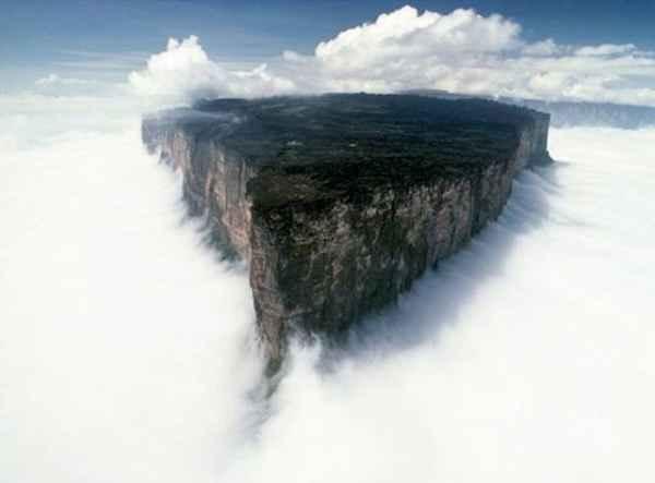 کوه رورایما - ونزوئلا