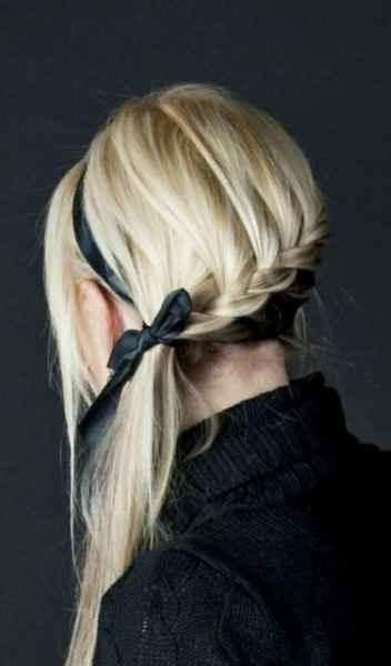 مدل موهای بافته شده بسیار زیبا (15)