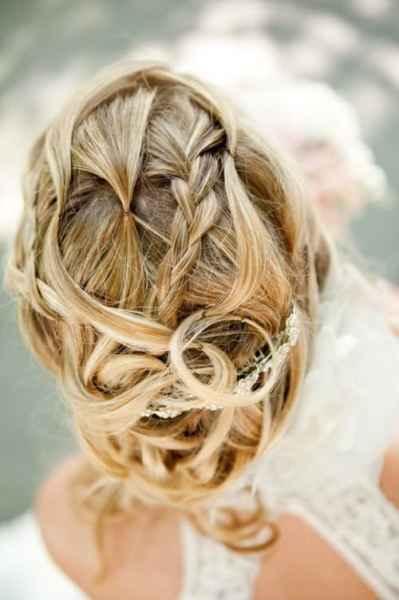 مدل موهای بافته شده بسیار زیبا (14)