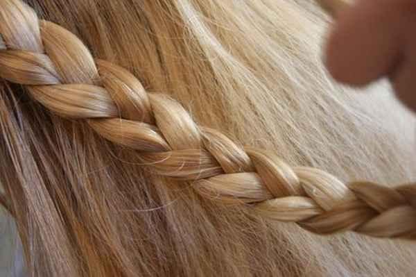 مدل موهای بافته شده بسیار زیبا (9)