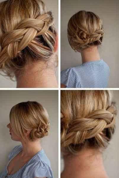 مدل موهای بافته شده بسیار زیبا (5)