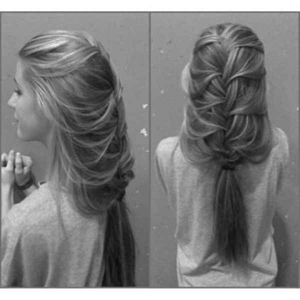مدل موهای بافته شده بسیار زیبا (3)