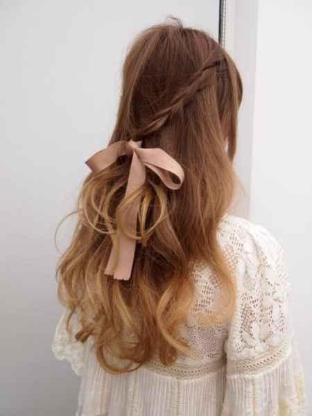مدل موهای بافته شده بسیار زیبا (2)