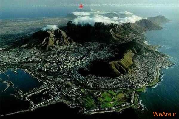 کوهستان صاف (آفریقای جنوبی)