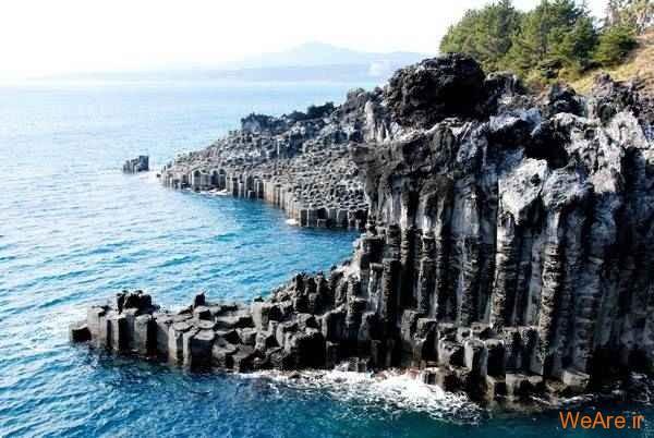 جزیره Jejudo (کره جنوبی)