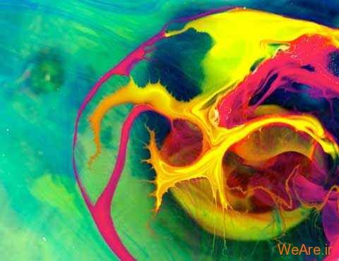 تصاویر باور نکردنی از جلوه آب و رنگ (3)