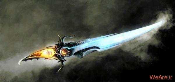 اشیاء جادویی- خنجر زمان (The Dagger of Time)