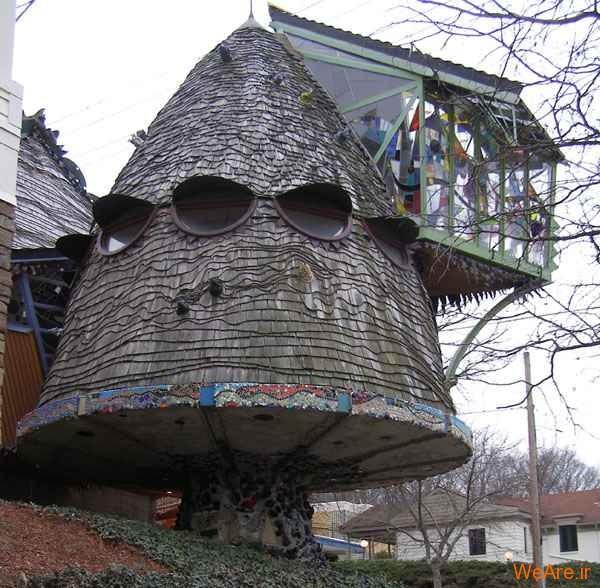 خانه قارچ