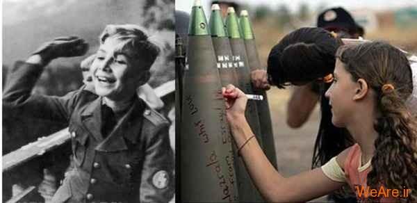 مقایسه جنایات هیتلر و صهیونیست ها (17)