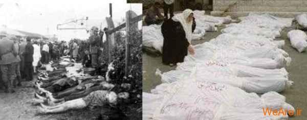 مقایسه جنایات هیتلر و صهیونیست ها (20)