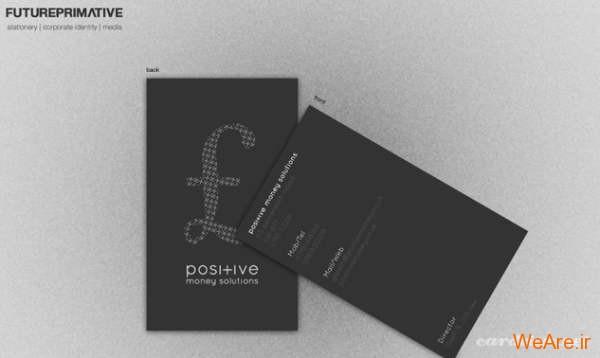 کارت های ویزیت خلاقانه و زیبای تجاری (10)