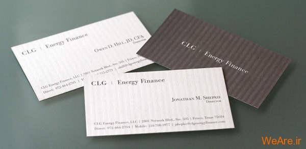 کارت های ویزیت خلاقانه و زیبای تجاری (27)