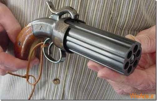 10 نمونه از سلاح های ناموفق ساخته شده بدست بشر (2)