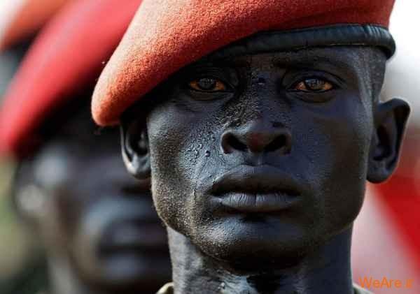 سرباز سودانی