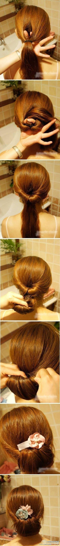 روش های بستن مو (10)