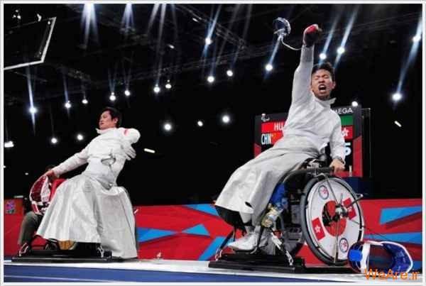 تصاویر تحسین برانگیز پارالمپیک (12)
