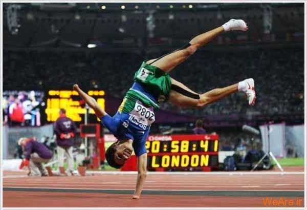 تصاویر تحسین برانگیز پارالمپیک (6)