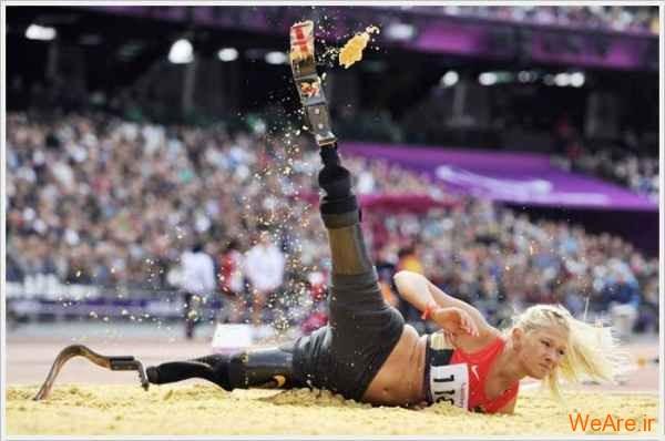 تصاویر تحسین برانگیز پارالمپیک (3)