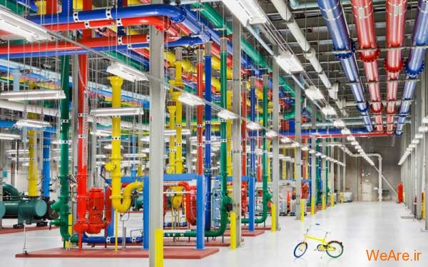 سرورهای گوگل (1)